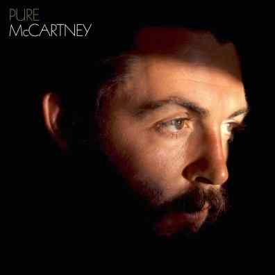 Paul McCartney: Pure McCartney album artwork