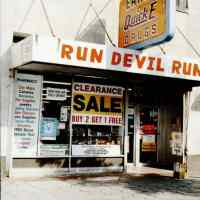 Run Devil Run album artwork - Paul McCartney