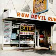 Run Devil Run album artwork - Paul McCartney