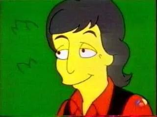 Paul McCartney on The Simpsons