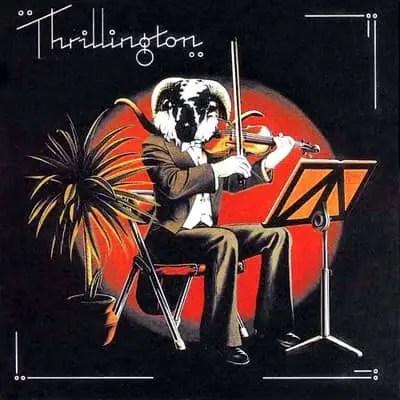 Thrillington album artwork - Percy 'Thrills' Thrillington (Paul McCartney)