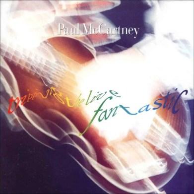Tripping The Live Fantastic album artwork - Paul McCartney
