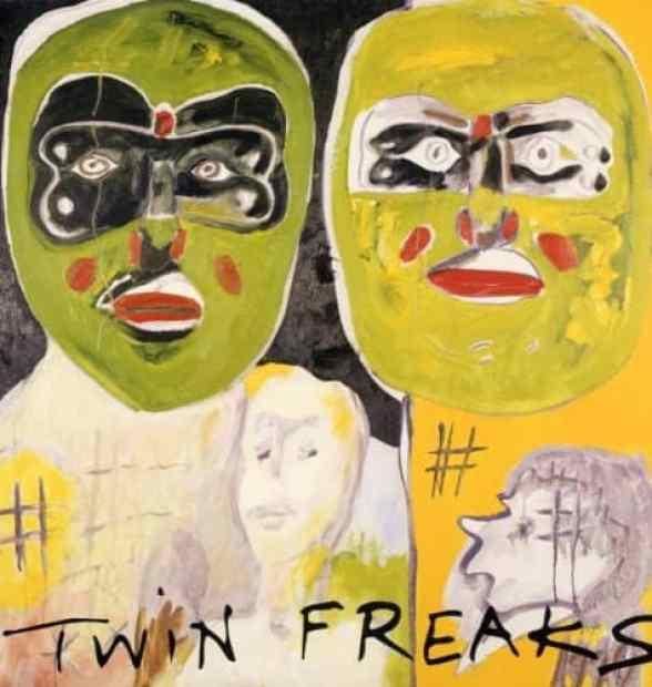 Twin Freaks album artwork - Paul McCartney and Freelance Hellraiser
