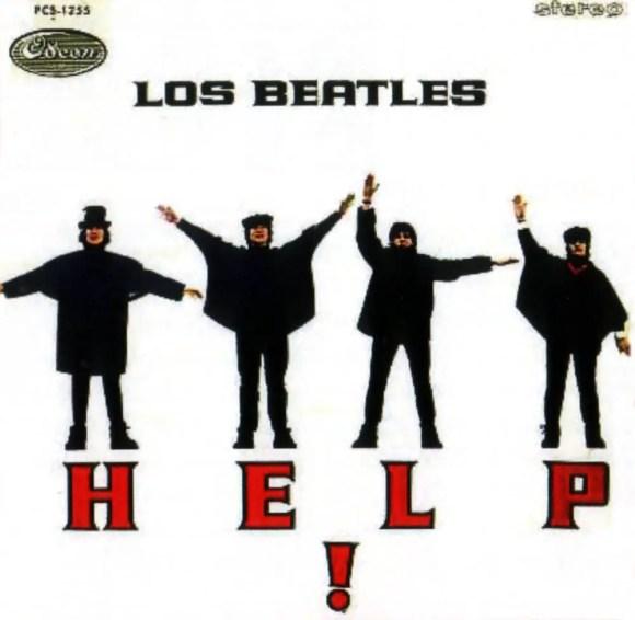 Help! album artwork - Peru