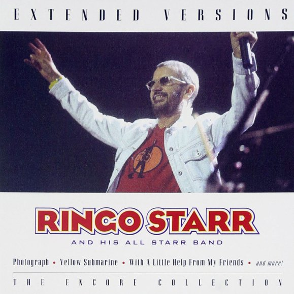 Ringo Starr – Extended Versions (2003)