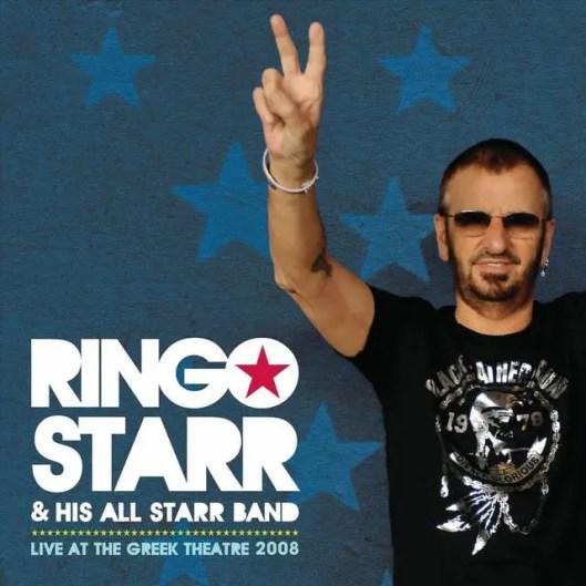 Ringo Starr–Live At The Greek Theatre 2008 (2010)