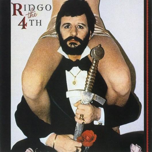 Ringo Starr –Ringo The 4th (1977)