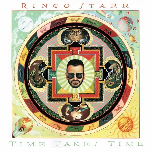 Ringo Starr –Time Takes Time (1992)