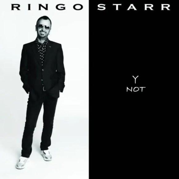 Ringo Starr - Y Not album artwork