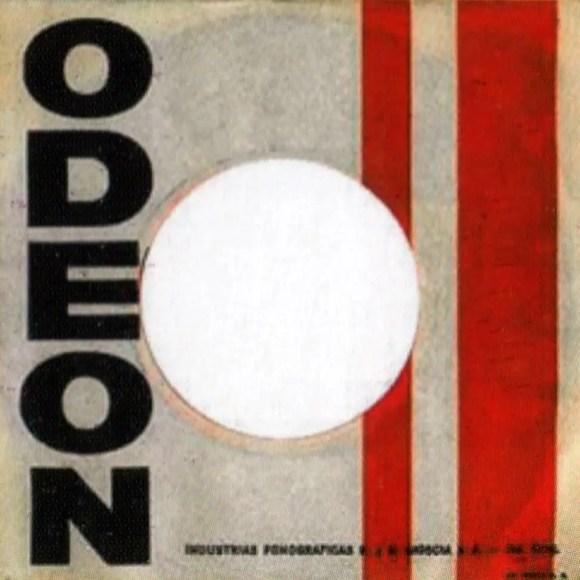 Odeon single sleeve, 1967 - Uruguay