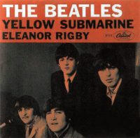 Yellow Submarine single artwork - USA
