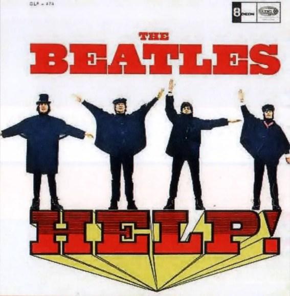 Help! album artwork - Venezuela