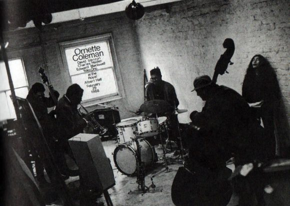 Yoko Ono and Ornette Coleman rehearsal, February 1968