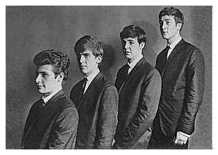 beatles mccartney lennon pete best