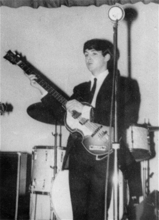 paul mccartney beatles