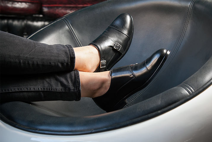 June doble hebilla femenino por Beatnik Shoes