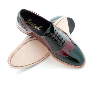 Oxford by Beatnik Shoes