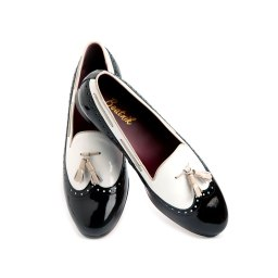 bailarina charol beatnik shoes
