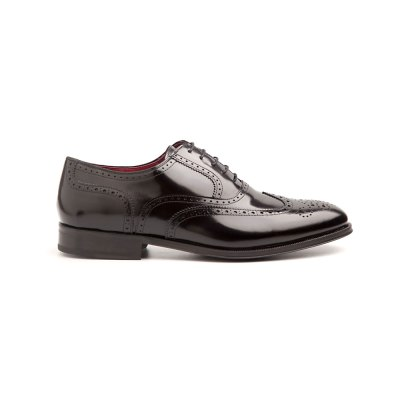 Holmes Deep Black  Oxfords Hombre