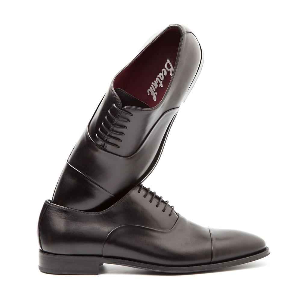 Miller Cap Toe Oxfords by Beatnik Shoes