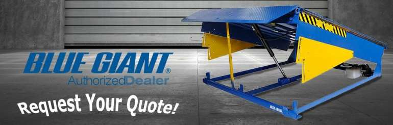 Dock Leveler Price Drawing Specifications