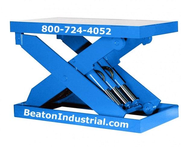Heavy Duty Hydraulic Lift Table OPT