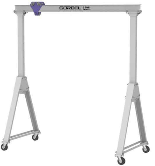 Aluminum Gantry Crane