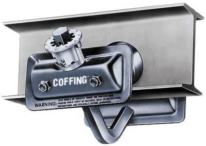 Coffing VT-A Plain Push Type Hoist Trolley