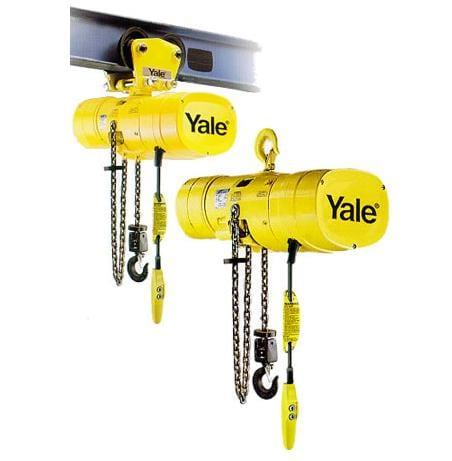 how to select a chain hoist