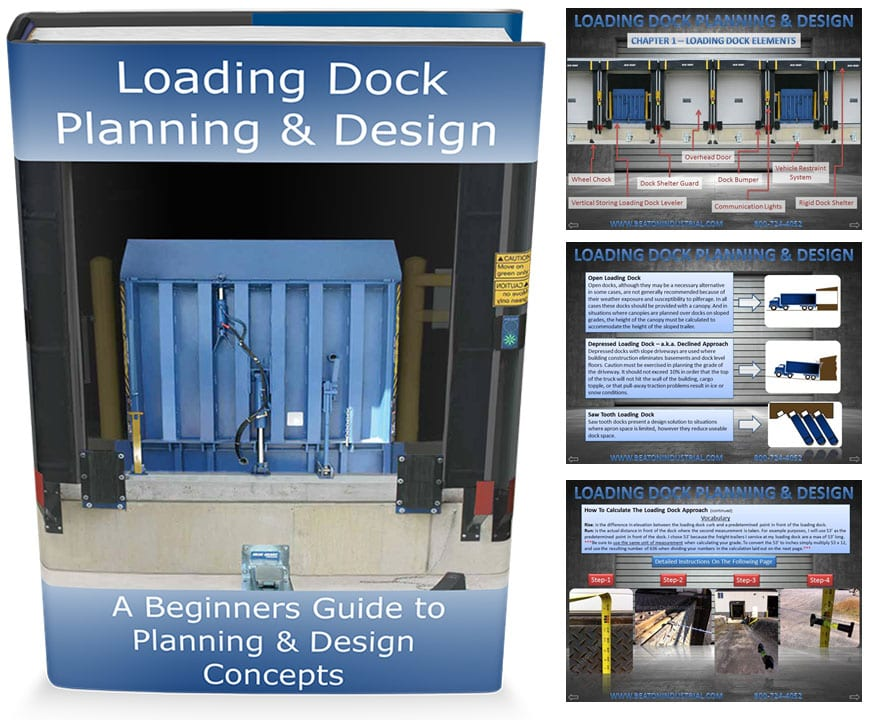 Loading Dock Planning and Design - Ebook - Sneek Peak