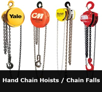 Hand Chain Hoist - Chain Fall
