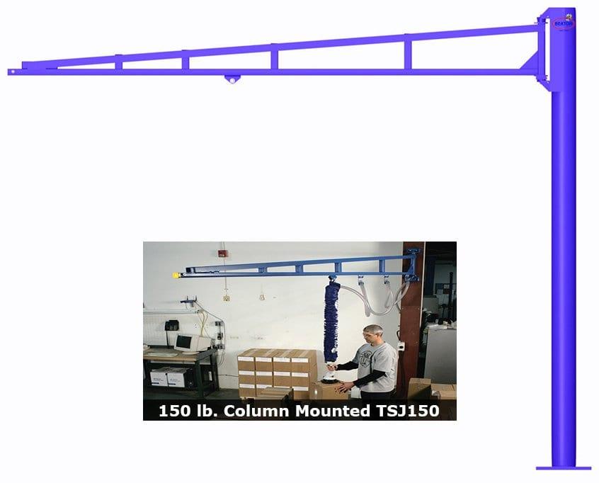 Gorbel Tool Solutions Jib Crane
