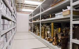Baseball Hall of Fame Trophy Mobile Storage High Density