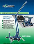 Gorbel Road Ranger Mobile Fall Arrest Anchor