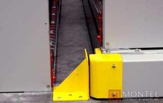 Pallet Rack Safety Stop