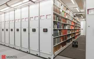 University Library Montel SafeAisle