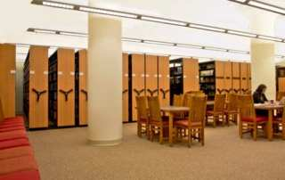 Movable Library Archive Shelving