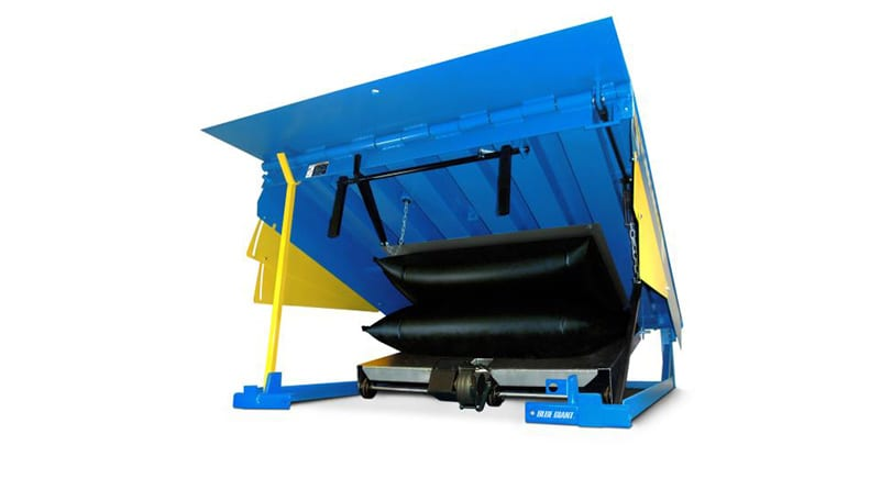 Blue Giant Air Bag Dock Leveler