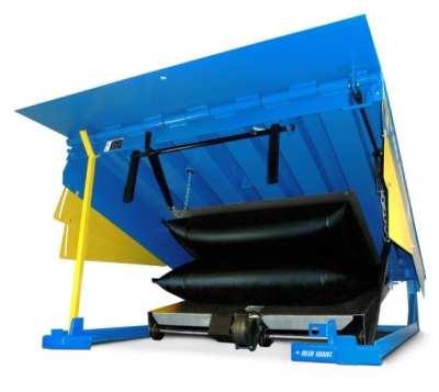 Air Bag Dock Leveler