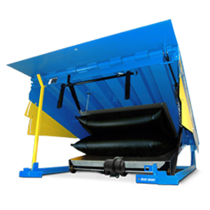 Air Powered Dock Leveler