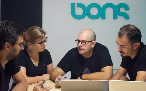 Development meeting at bons