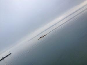 Lake Geneva quiet boat