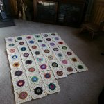 It's Almost Done… National Crochet Month & Sunburst Granny!