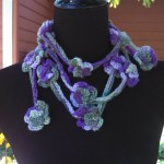 Flowers and Chains… Feminine Crochet!!!
