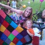 Crochet Granny Square True Colors…