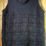 Summertime Crochet Shell!