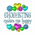 Fun and Fantastic Friday Crochet….