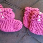 Crochet Children's Boots…