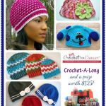Crochet for Cancer Crochet Along and Givaway!!!!