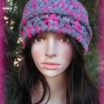 Mountain Berry Beanie… Free Crochet Pattern